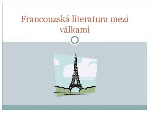 Francouzsk literatura mezi vlkami Romain Rolland Romain Rolland