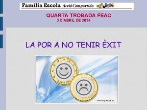 QUARTA TROBADA FEAC 3 DABRIL DE 2014 LA