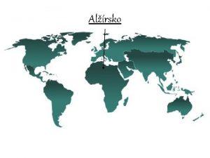 Alrsko Alrsk demokratick a lidov republika Je stt