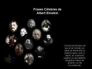 Frases Clebres de Albert Einstein Convencido Einstein de