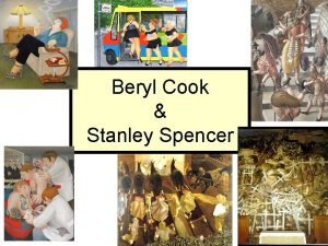 Beryl Cook Stanley Spencer Beryl Cook The Lady