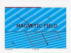 MAGNETIC FIELD 11212020 IT TELKOM MEDAN MAGNET q
