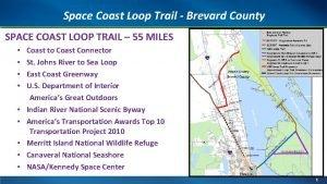 Space Coast Loop Trail Brevard County SPACE COAST