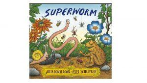 Superworm is super long Superworm is super strong