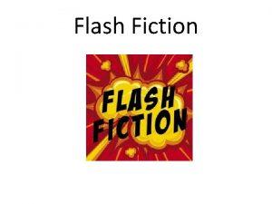 Flash Fiction Flash Fiction vs Short Stories Flash