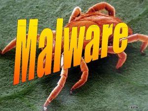 Malware skratka z anglickho malicious software je veobecn