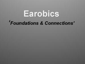 Earobics Foundations Connections Earobics Foundations Connections Interactive Earobics