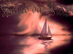 Deus te entregou um barco que a tua