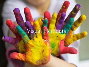 THE POWER OF COLOR Visual Elements Color Visual