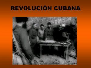 REVOLUCIN CUBANA FULGENCIO BATISTA Aunque durante los aos
