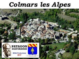 ColmarslesAlpes est un village des Alpes de Haute