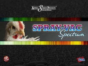 Introducing SprayVac Spectrum SprayVac Spectrum is the latest
