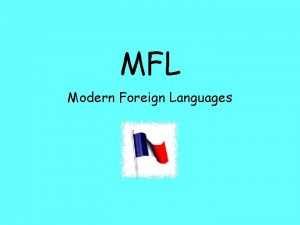 MFL Modern Foreign Languages Activity GreetingsIntroductions Take name