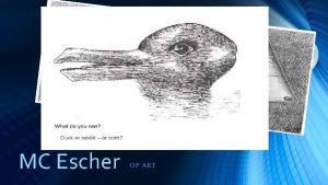 MC Escher OP ART M C Escher Op