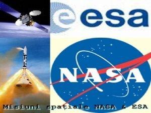 NASA NASA National Aeronautics and Space Administration agenie