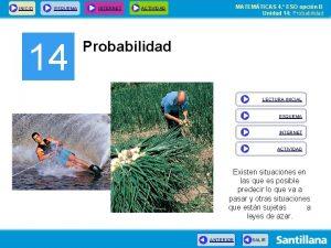 INICIO ESQUEMA 14 INTERNET MATEMTICAS 4 ESO opcin