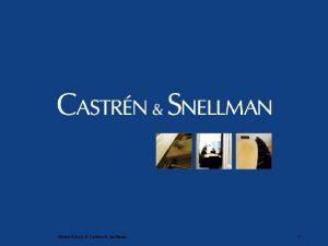 5 4 2004 Hannu Pokela Castrn Snellman 1