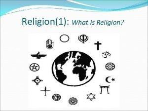 Religion1 What Is Religion Case Study Divination Zeus