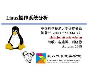 v http staff ustc edu cnxlanchen v xlanchenustc
