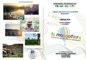 www lamongolfiera mb it CONCORSO FOTOGRAFICO PRIMI SCATTI