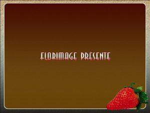 Ah Les fraises et les framboises Du bon