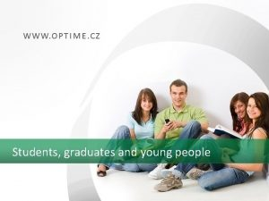 Students graduates and young people Secondary school students