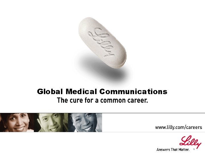 Global Medical Communications 1 Insight into a Career