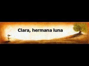 Clara hermana luna A m Clara de Ass