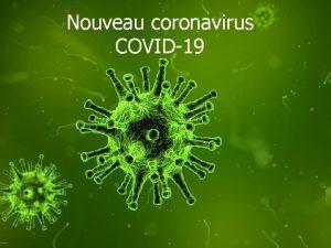 Nouveau coronavirus COVID19 Aperu Clique sur un titre