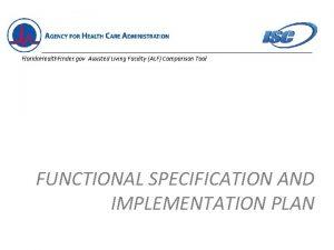 Florida Health Finder gov Assisted Living Facility ALF