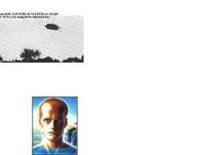 UMMO ufokontakten 1950 mennesker fra planeten Ummo 14