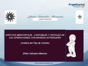 ASESOR DE NEGOCIOS EFECTOS MERCANTILES CONTABLES Y FISCALES