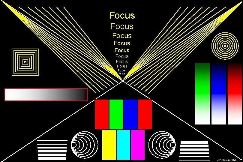 Focus Focus Focus J P Hornak 1995 Chester