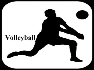 Volleyball History The game of volleyball originally called