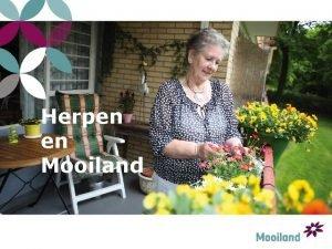 Herpen en Mooiland Opzet presentatie 1 Mooiland 2