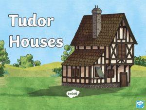 Wattle and Daub Ordinary Tudor houses were built