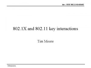 doc IEEE 802 11 01610 r 02 802