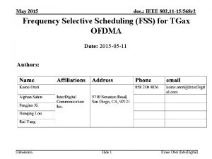 May 2015 doc IEEE 802 11 15568 r