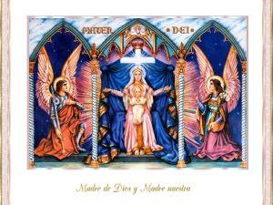 La Virgen Mara es Madre de Dios porque