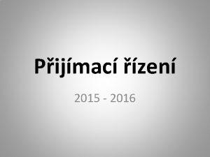 Pijmac zen 2015 2016 1 KOLO PIJMACHO ZEN