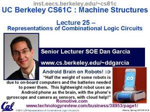 inst eecs berkeley educs 61 c UC Berkeley