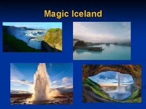 Magic Iceland Treatment of Myeloma Recent advances And