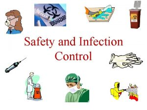 Safety and Infection Control Governing Agencies OSHA Occupational