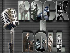 Origens do rock Surgiu nos estados unidos nos