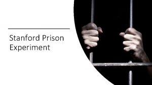 Stanford Prison Experiment Social Psychology Social influence on
