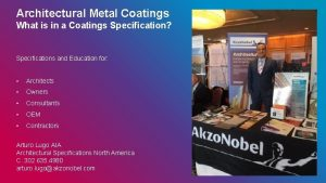 Architectural Metal Coatings What is in a Coatings