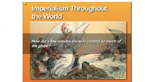 Page 51 Blank Page 52 Imperialism Unit Cover