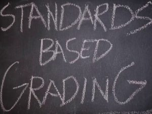 What are standardsbased report cards Standardsbased report cards