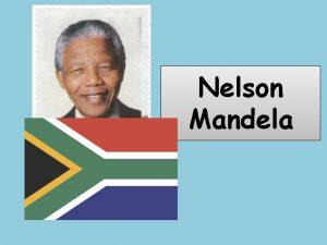 Nelson Mandela Labhair leis an duine in aice