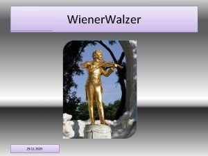 Wiener Walzer 23 11 2020 Maria Theresia Maria